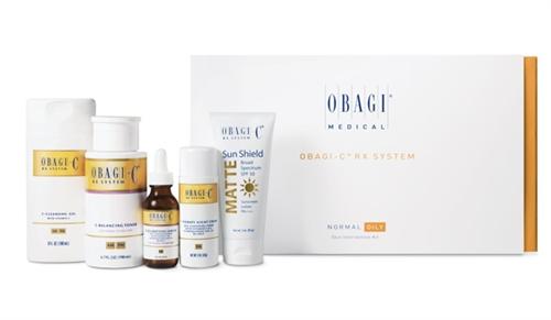 Obagi-C Fx System Norm-Dry Beiersdorf Nivea For Men Gel Moisturizer, 1.7 oz